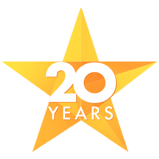 20 Years in business - Rancho Palos Verdes, CA